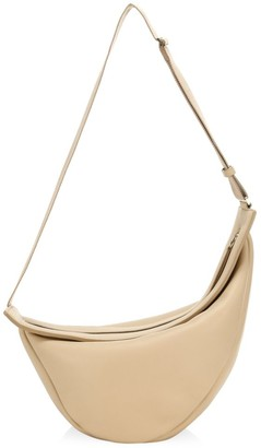 The Row Large Slouchy Banana Leather Shoulder Bag
