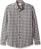 Wrangler Men's Authentics Long Sleeve Premium Gingham Shirt