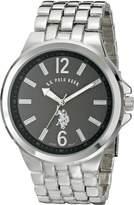 U.S. Polo Assn. Classic Men's USC80222 Analog Display Quartz Silver Watch