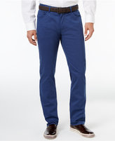 Mens Stretch Cotton Twill Pants - ShopStyle