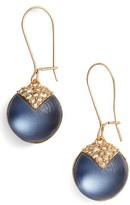 Alexis Bittar Women's Alex Bittar Crystal Encrusted Lucite Sphere Drop Earrings