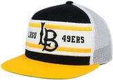 Zephyr Long Beach State 49ers Superstripe Snapback Cap