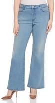 NYDJ Farrah Flare Jeans in Monaco