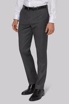 DKNY Slim Fit Grey Birdseye Pants