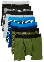 Hanes Boys 4-7) 7-Pack Boxer Briefs