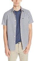 Volcom Men's Arthur Short Sleeve Shirt