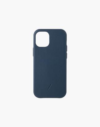 Madewell NATIVE UNION Clic Classic Leather Case for iPhone 12 Mini