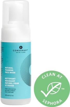 Consonant - Natural Foaming Face Wash
