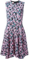 Marni printed dress - women - Silk/Viscose - 40