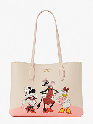 Kate Spade Disney X Clarabelle & Friends Large Tote