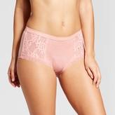 Xhilaration Women's Ribbed High Waist Bikini Briefs