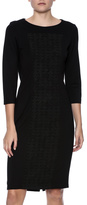 lisette L Black Bodycon Dress