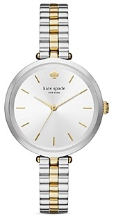Kate Spade Holland Two-Tone Watch, 34mm