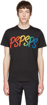 Paul Smith Black pspsps T-shirt