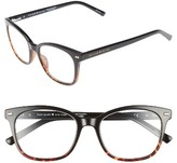 Kate Spade Women's Katet Spade New York Keadra 51Mm Reading Glasses - Black Havana