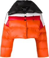 Diesel cropped down jacket