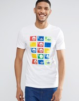Adidas Originals Stamp T-shirt Az1027