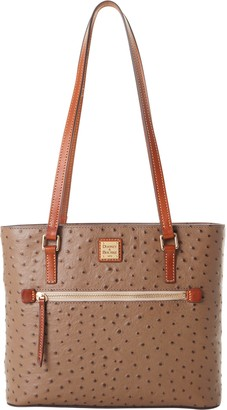 Dooney & Bourke Ostrich Shopper