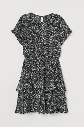 H&M Tiered Dress