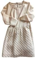 Bel Air Ecru Dress for Women