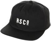Herschel Mosby Snapback Cap Black