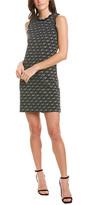 Anna Sui Diamond Knit Shift Dress