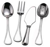 Couzon Le Perle Four-Piece Hostess Set