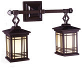 Dale Tiffany Dale TiffanyTM Avery Lantern Wall Sconce