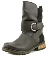 Roxy Bancroft Women Round Toe Synthetic Black Mid Calf Boot.
