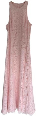 Whistles Pink Lace Dress for Women