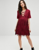 Raga The Wild West Fringe Dress