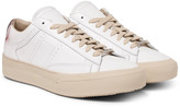 Maison Margiela Spray-Painted Leather Sneakers
