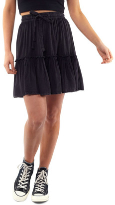 All About Eve Supple Washed Skirt
