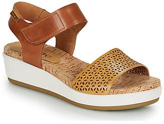 PIKOLINOS MYKONOS W1G women's Sandals in Brown