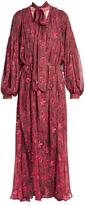Zimmermann Karmic Chintz paisley-print dress