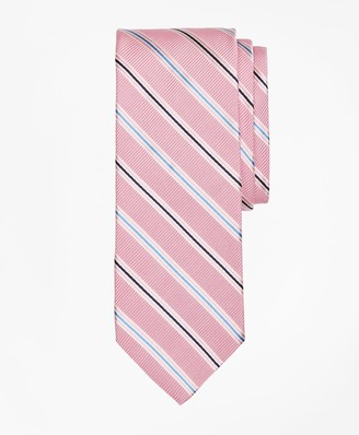 Brooks Brothers Double Track Stripe Tie