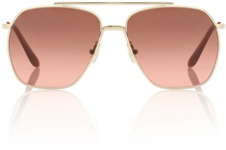 Acne Studios Aviator sunglasses