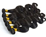 """eCowboy VIRGIN REMY Brazilian Hair Weave Extensions, BODY WAVE, for Bulk Buyer Tweleve Pack - Length 30"""", 3.5 oz (100g) per Weave, 100% Natural Human Hair (Size 8¡±-30¡±)"""