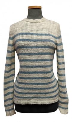 The Elder Statesman Blue Cashmere Knitwear