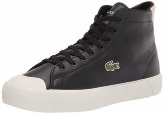 Lacoste mens Gripshot Mid 0120 1 Cma Sneaker
