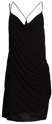 Helmut Lang String Mini Dress