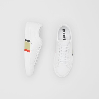 Burberry Bio-based Sole Leather Sneakers