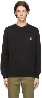 Paul Smith Black and Blue Angel Monkey Sweatshirt