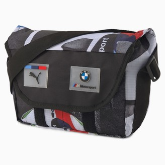 Puma BMW M Motorsport Street Mini Messenger Bag