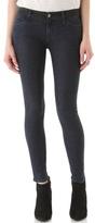 Koral Coated Colorblock Skinny Jeans
