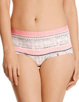 Bonds NEW 'Invisitails' Full Brief WZ5A Dusty Pink
