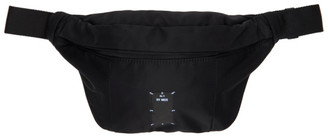 McQ Black Hyper Waist Bag