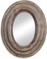 Bassett Mirror Company Logan Wall Mirror in Wood