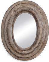 Bassett Mirror Company Logan Wall Mirror in Wood