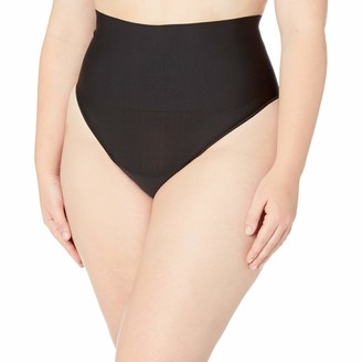 Maidenform Women's Plus Size Tame Your Tummy Tailored Thong